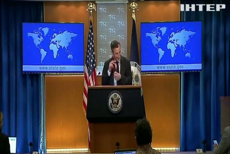 Держдеп США закликає Росію дотримуватися Мінських домовленостей
