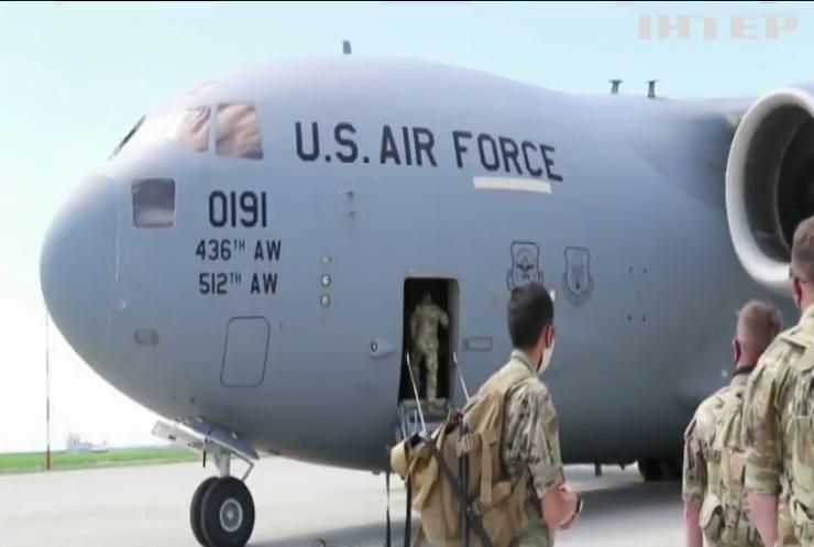 Військові США розпочали навчання в Естонії
