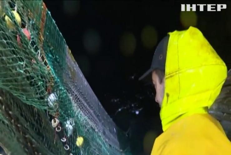 Битва за рибу: Франція і Британія розсварилися через Ла-Манш
