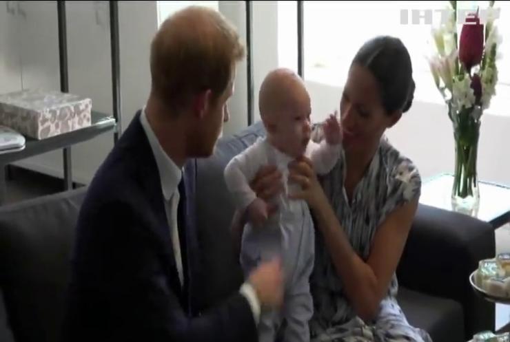 У королівській родині відзначають день народження правнука Єлизавети ІІ
