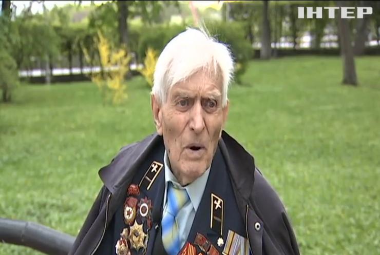 Історії війни: ветеран Другої світової поділився спогадами про страшні роки окупації