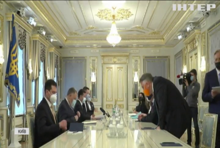 Міністри закордонних справ Бельгії, Нідерландів і Люксембургу проінспектували лінії зіткнення на Луганщині