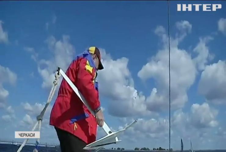 Яхтклуб Черкас відкрив судноплавний сезон