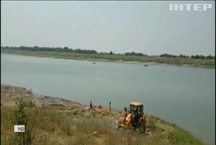 На берег Гангу викинуло сотню тіл жертв коронавірусу