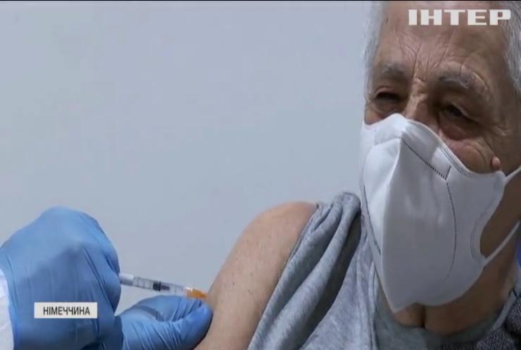 Для тих, кому за 60: Німеччина висунула вакцині Johnson&Johnson нові рекомендації