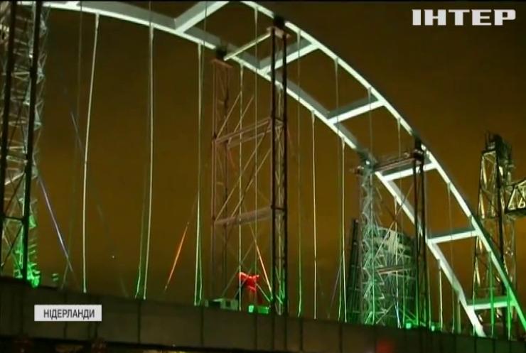 У Роттердамі встановлять арку для нового мосту