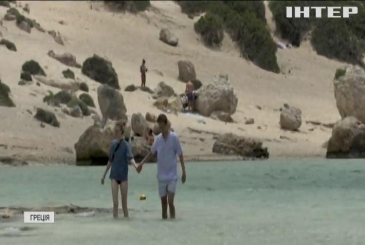 Греція відкриває кордони для іноземних туристів