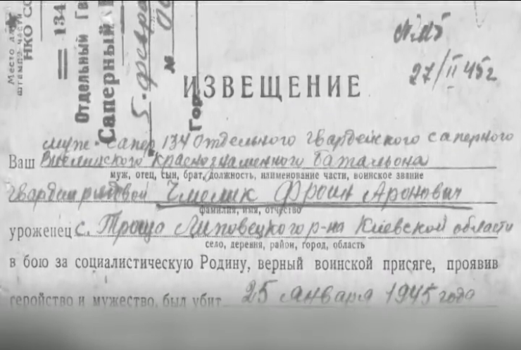 Україна відзначає День порятунку євреїв у Другій Світовій війні