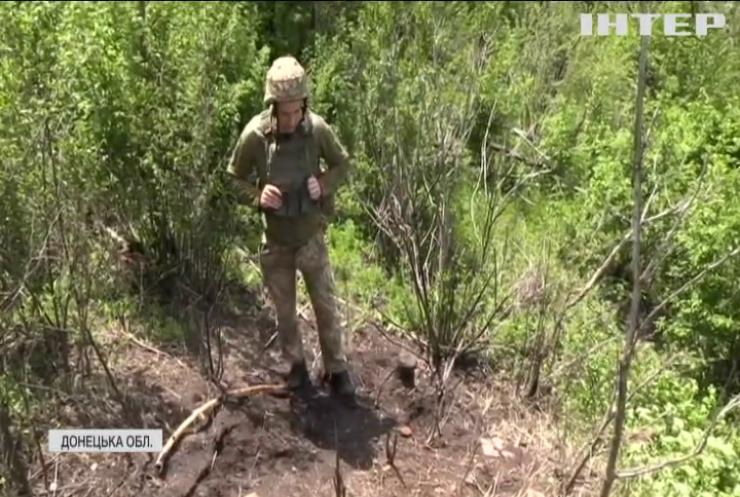 Війна на Донбасі: на Світлодарській дузі активізувалися ворожі снайпери