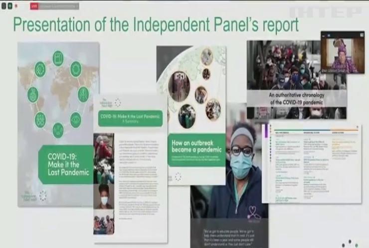 """""""Чорнобиль XXI століття"""": у ВООЗ оприлюднили результати розслідування пандемії COVID-19"""