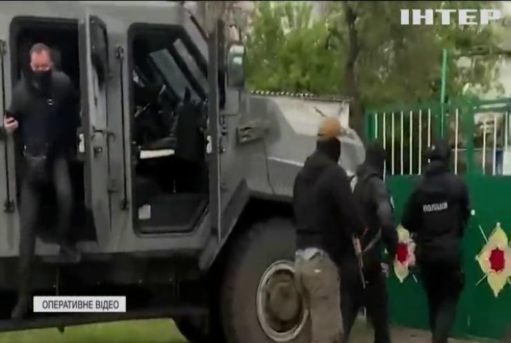 На Дніпропетровщині затримали банду торговців зброєю