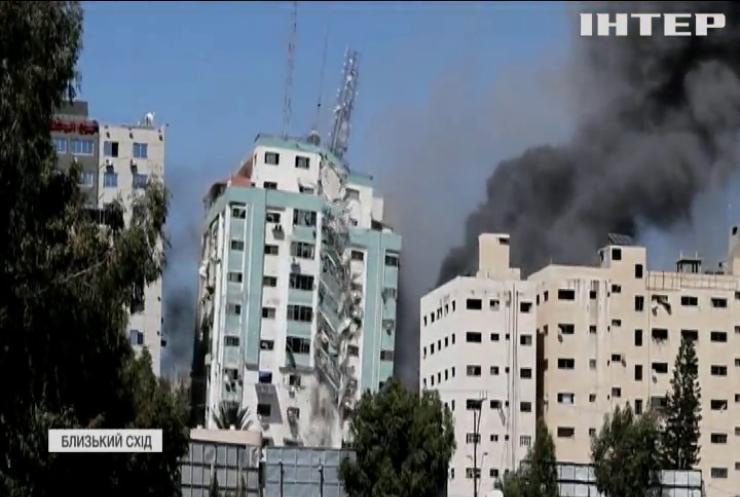 На Близькому Сході росте кількість жертв військового конфлікту