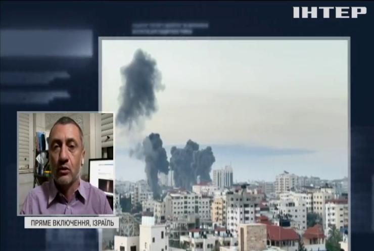 Массированные обстрелы продолжаются: что происходит в Израиле сейчас