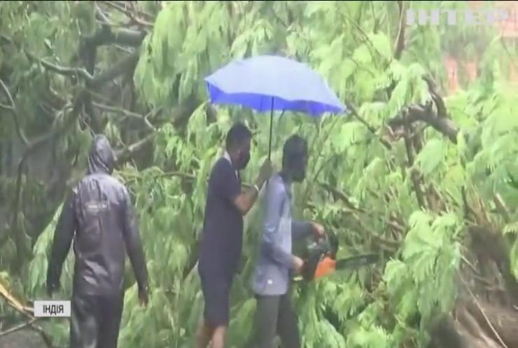 В Індії вирує циклон: застерігають про масштабні підтоплення