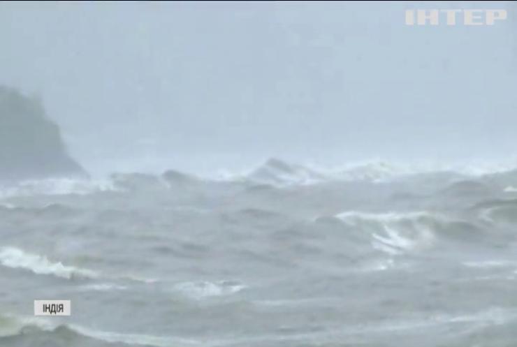 Не тільки COVID-19: Індію накрив потужний циклон