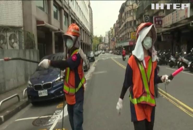 Тайвань заборонив в'їзд іноземцям через спалах COVID-19