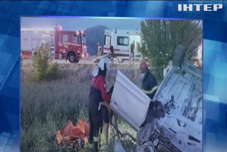 У Туреччині загинули українські туристи