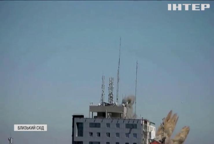 Українці масово евакуюються з Сектора Гази