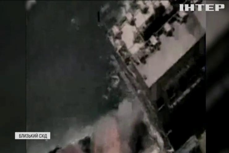 Ізраїльська армія знищила субмарину угруповання ХАМАС