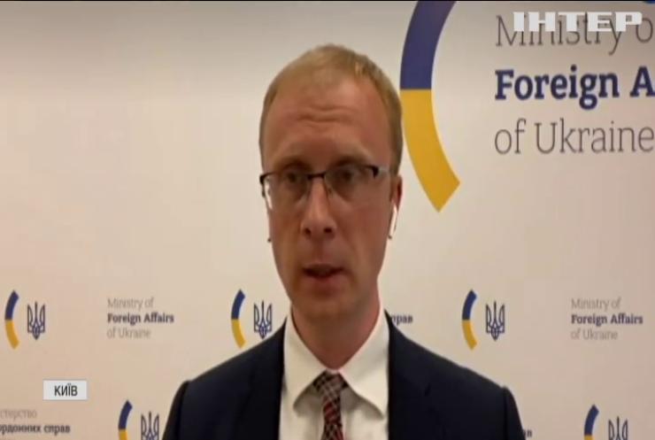 МЗС України розробляє безпечні маршрути евакуації українців з Сектора Гази