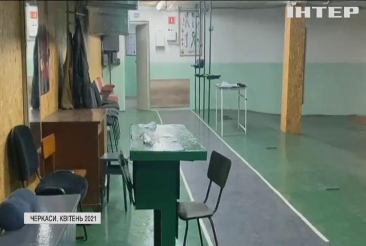 У Черкасах помер поранений на уроці учень спортивної школи