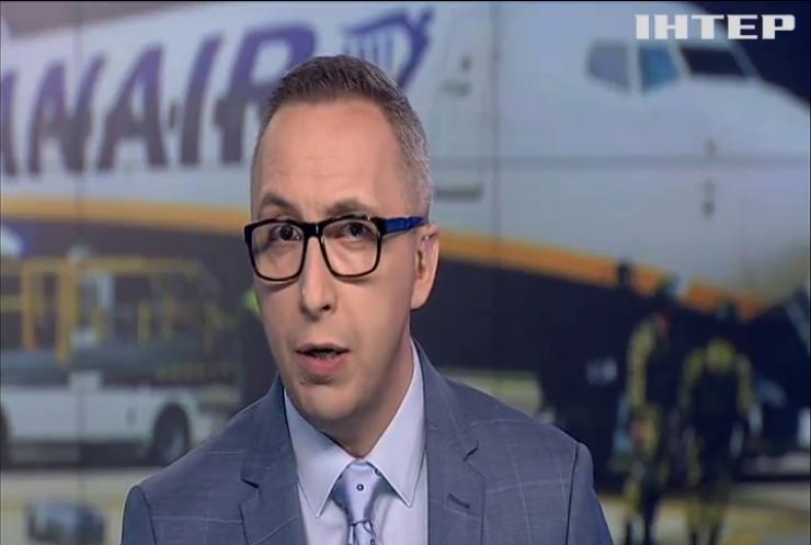 Затримання Протасевича: Ryanair заявила про акт піратства з боку Мінська