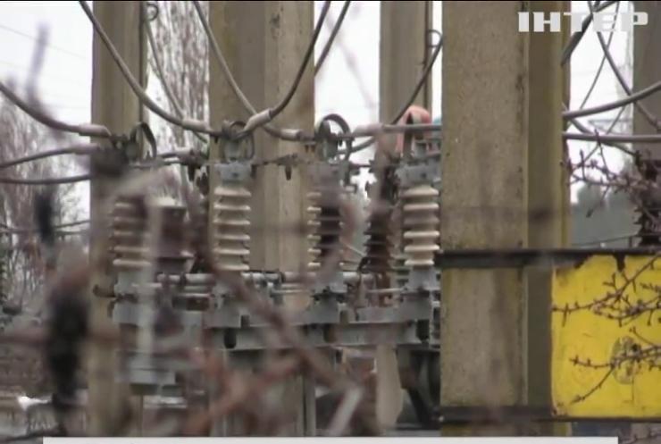 Україна заборонила імпорт електрики з Росії та Білорусі