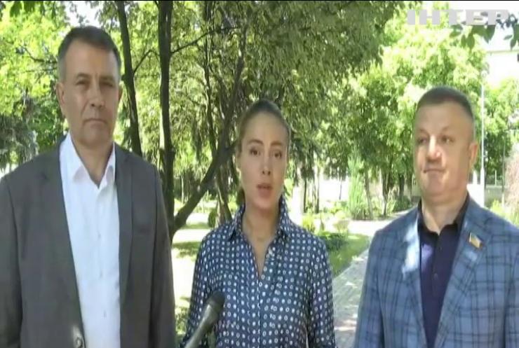 """В """"Опозиційній платформи - За життя"""" закликають підтримати місцеве самоврядування у Слов'янську"""