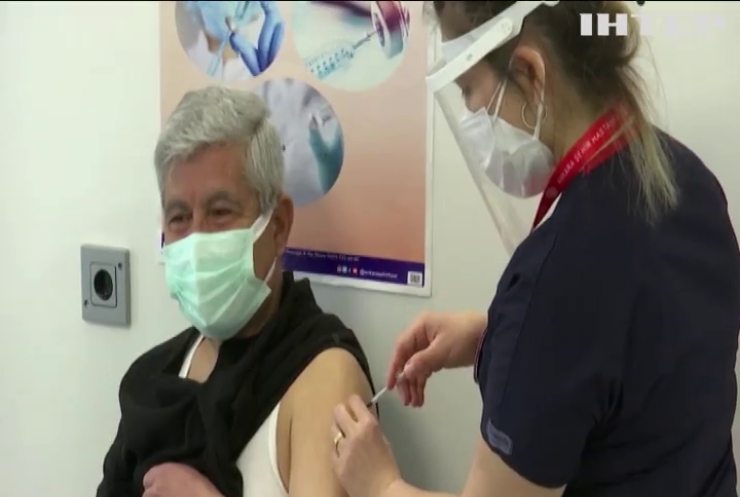 Туреччина випробовує власні вакцини від коронавірусу