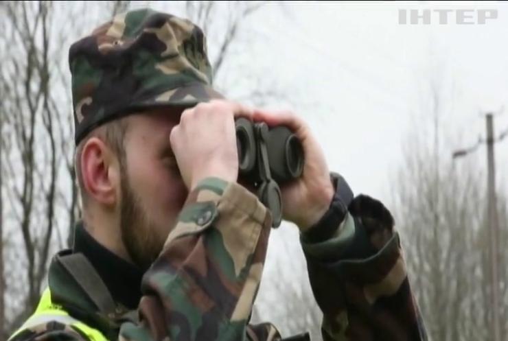 Литва посилила охорону кордону з Білоруссю