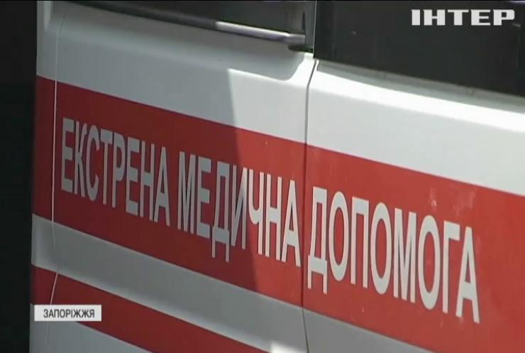 У Запоріжжі поліція захищала бригаду швидкої від розлючених ромів