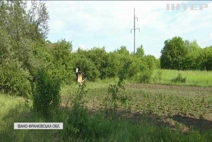 Вибухова труба: на Прикарпатті розірвало магістральний газопровід