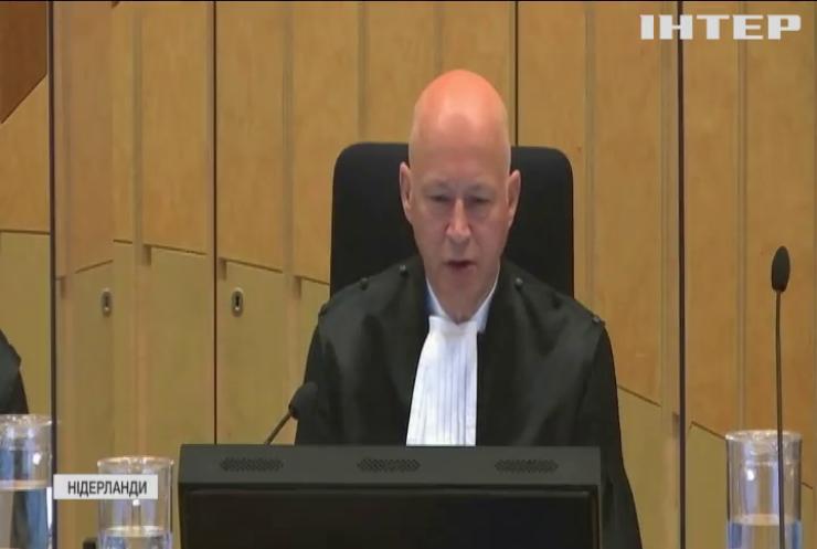 Нідерландський суддя повідомив про докази збиття літака МН-17