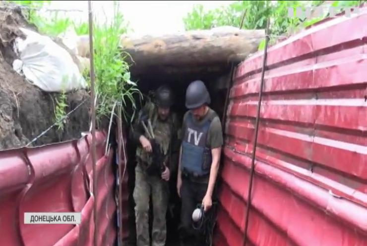 На Донбасі зросла активність ворожих снайперів