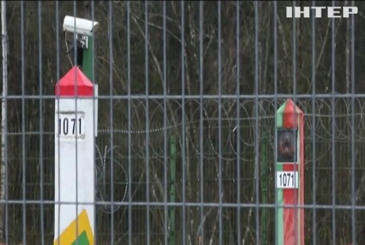 Литва будує табір для біженців з Білорусі