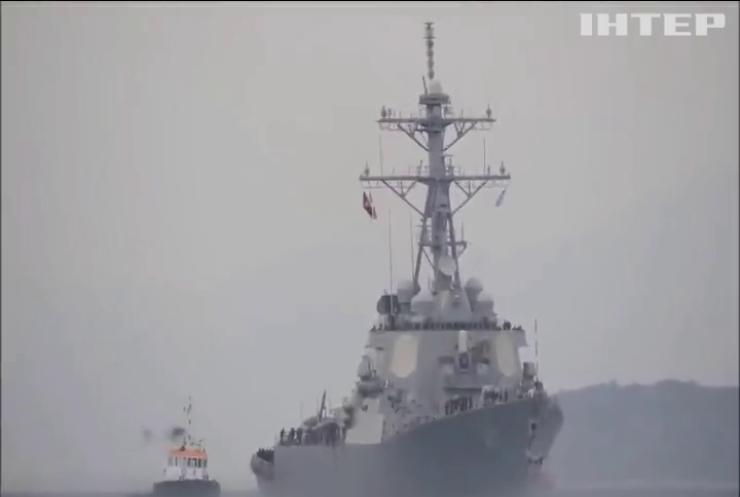 До Чорного моря прямує американський есмінець Arleigh Burke