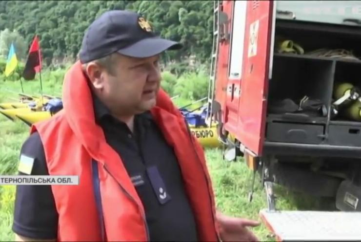 Риболовля на Тернопільщині завершилася смертю двох підлітків