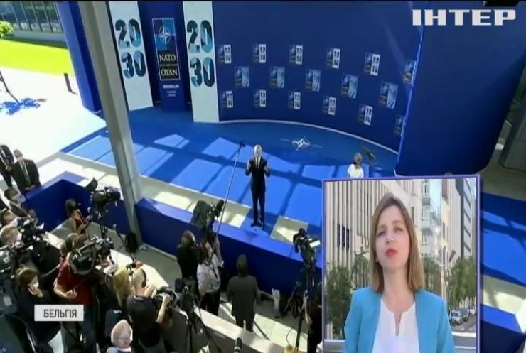 Членство в НАТО: чому на полях саміту не знайшли місця для України