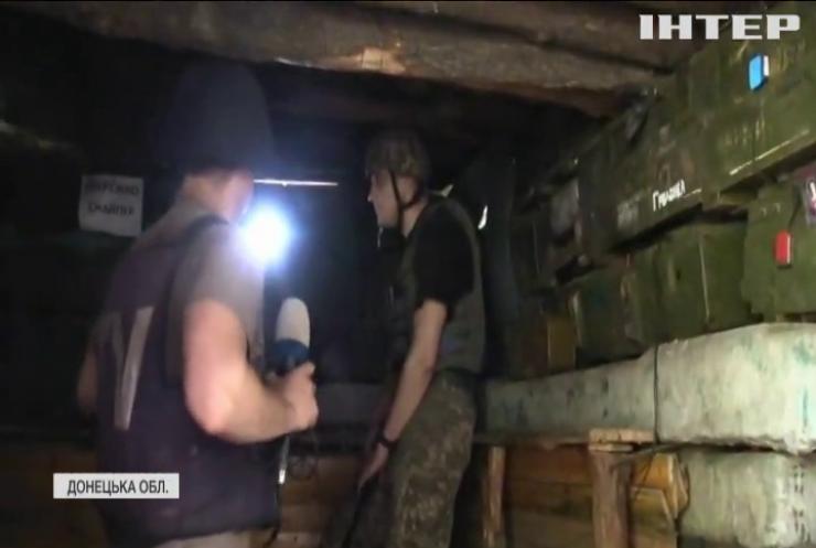На Донбасі військові протистоять ворожим снайперам