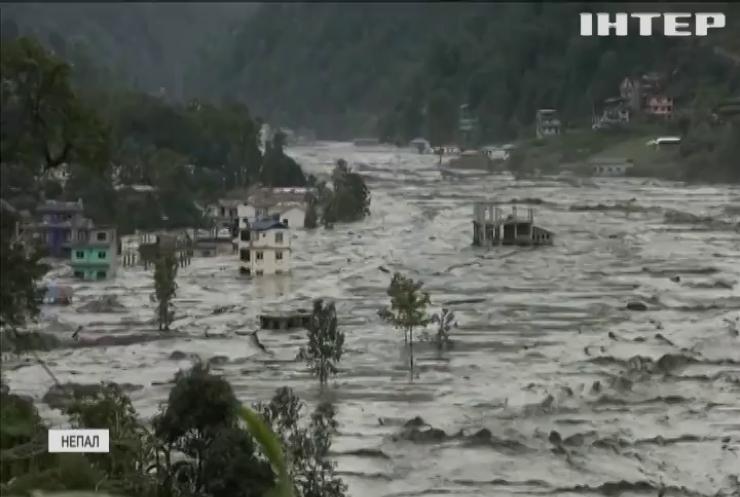 Непал накрило сильними повенями