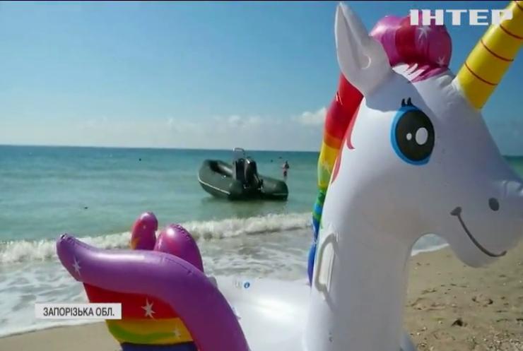 На Азовському морі готуються до початку курортного сезону