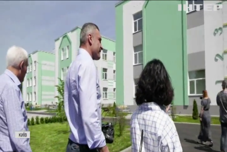 У Києві після реконструкції відкриється унікальна школа - Віталій Кличко