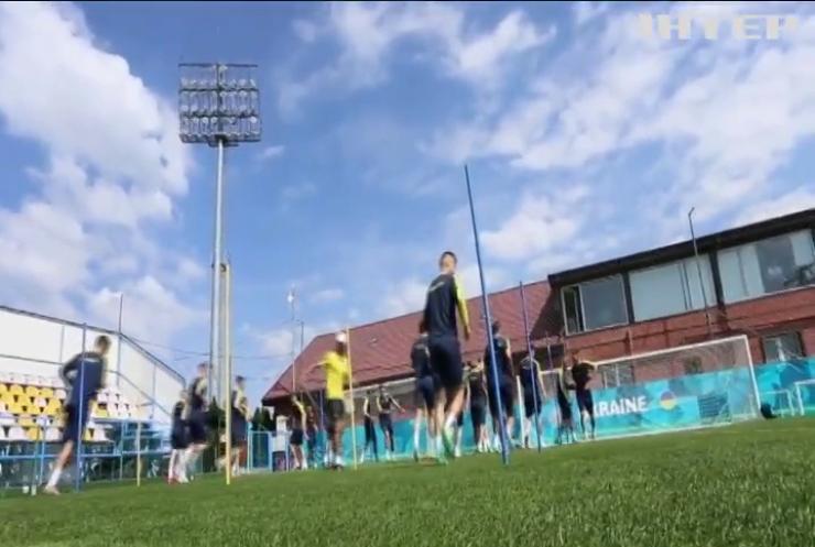 Збірна України по футболу готується до вирішального матчу Євро-2020