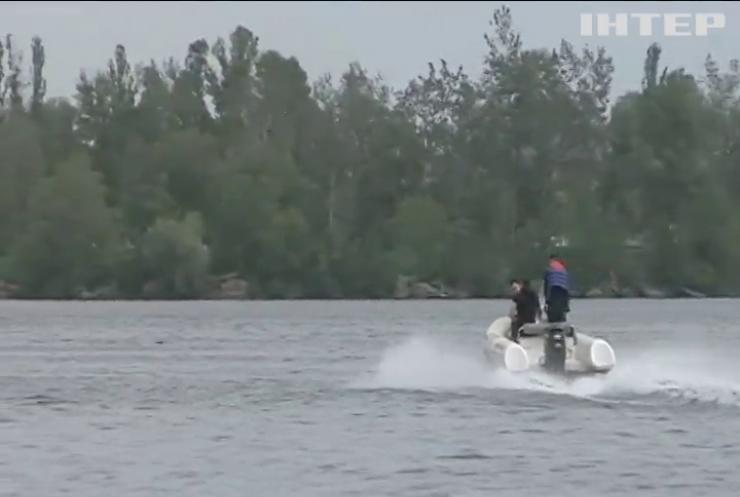 В Україні за тиждень 40 людей загинули на водоймах