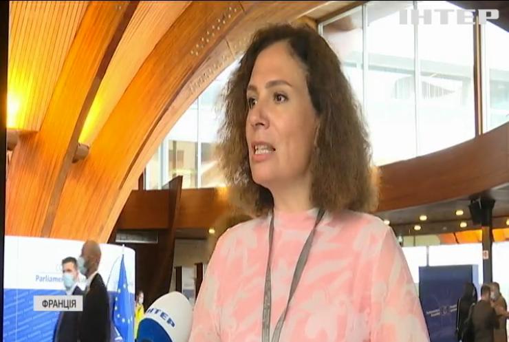 Сесія ПАРЄ: коронавірусні паспорти можуть призвести до дискримінації та порушення прав людини - Юлія Льовочкіна