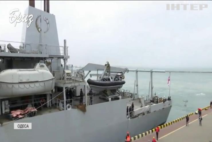 Велика Британія та Україна будуватимуть військові кораблі