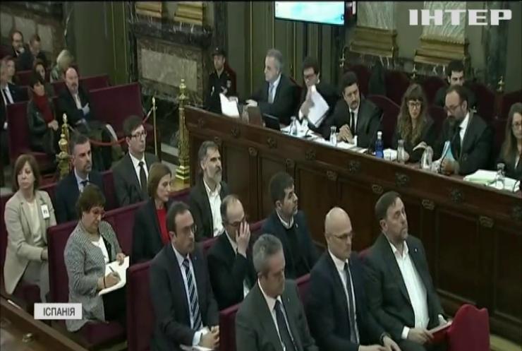 Пробачили референдум: Іспанія помилувала лідерів каталонських сепаратистів