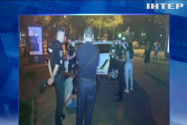 У Миколаєві вулична бійка завершилася стріляниною