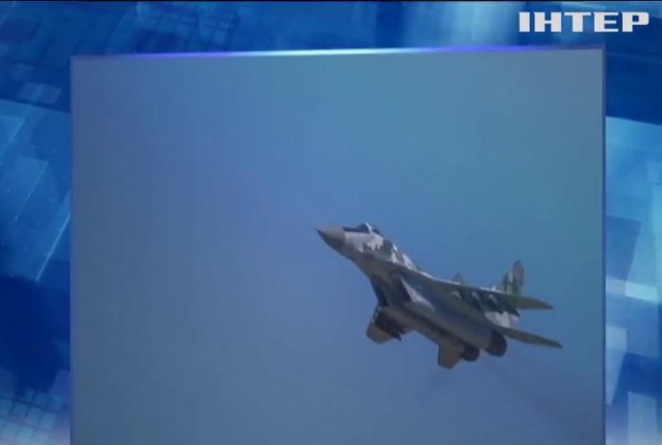 Військові отримали модернізований винищувач Міг-29