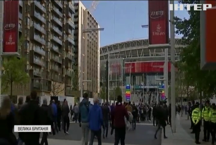 Фінал Євро-2020 відбудеться за підтримки 60 тисяч уболівальників